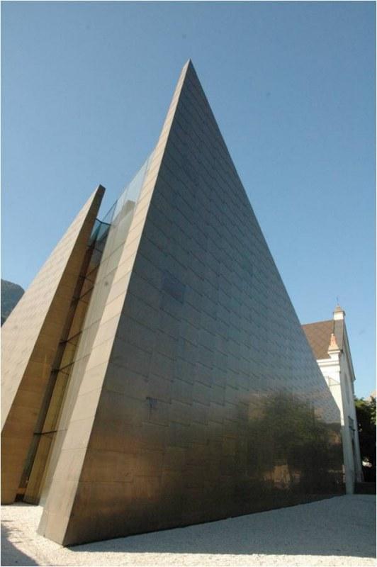 Architekturfahrt nach Bozen und Leifers