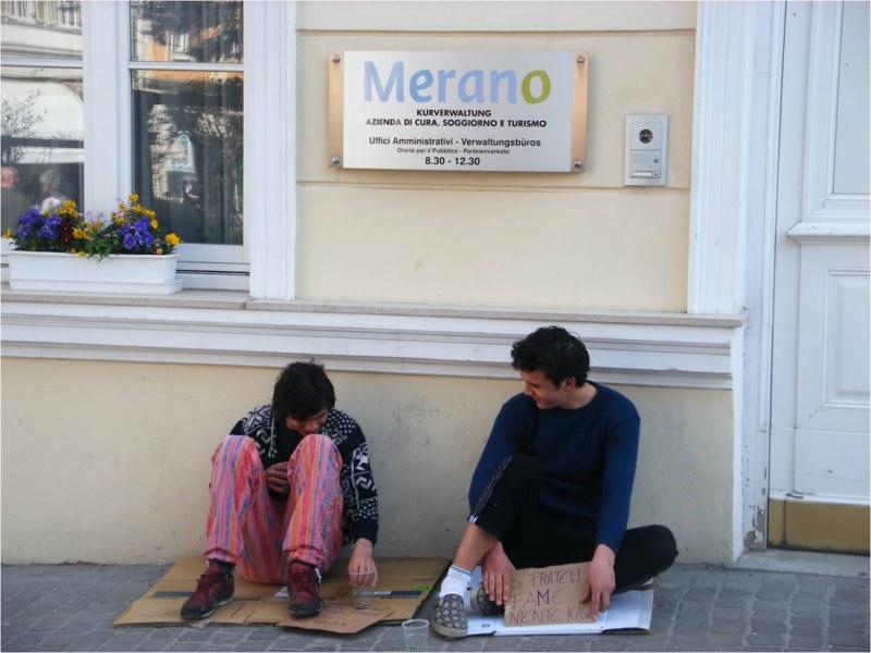 Soziales Projekt zur Obdachlosigkeit