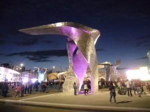 Besichtigung Expo Mailand