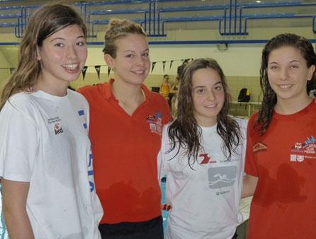 TFO Meran » Landesmeisterschaft Schwimmen