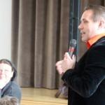 Josef Prantl, Mitorganisator der Veranstaltung