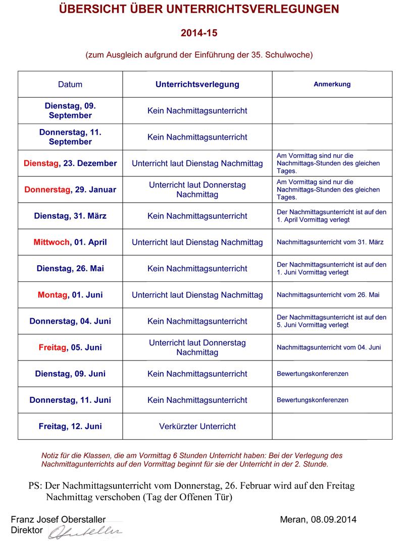 Unterrichtsverlegungen-2014-15