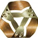 Das sogenannte Möbius-Band ist eine von vielen Unendlichkeitsschleifen