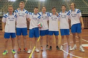 Unser Volleyball-Team