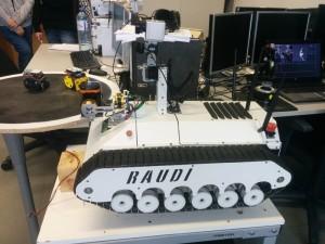 Rescue Roboter, Projekt an der FH Villach