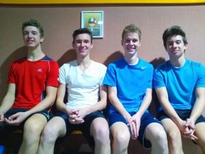 Bank-Quartett