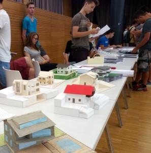 Projekte der Abschlussklasse (Bauwesen)
