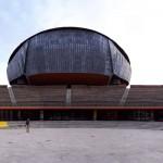 Auditorium Parco della Musica (Architekt Renzo Piano)