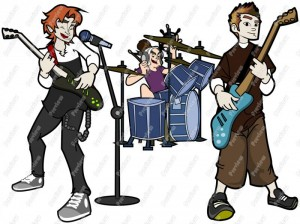 cartoon-band-clipart-1