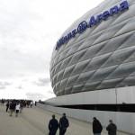 FC Bayerns Fußballarena