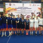 Badminton championship Indien