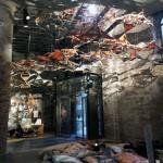 Die Biennale zeigte viele Raum- und Lichtinstallationen