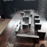 Biennale-Architekturmodell