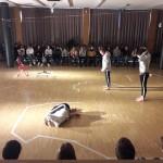 Aufführung Szene