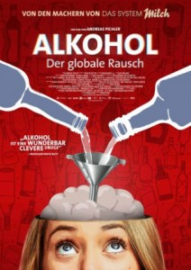 Alkohol-Plakat